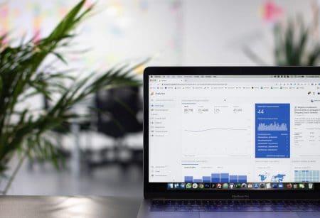 Analytics di un sito web e-commerce