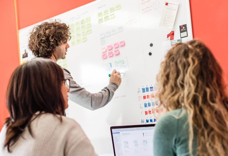 Definizione in team di una strategia di web marketing